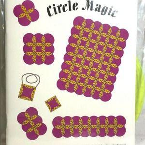 BRANDY'S Circle Magic Acrylic Quilting Circle #673